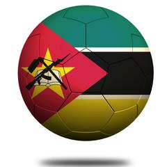 Mozambique soccer