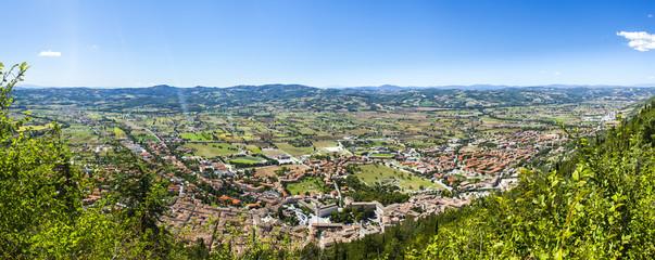 Gubbio - Umbria - Monte Ignitio