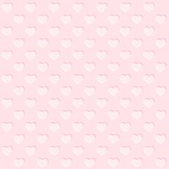 Retro hearts background 10
