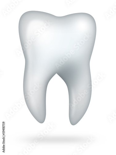 healthy tooth i