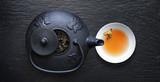 Théière Japonaise sur Ardoise © PUNTO STUDIO FOTO AG