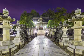 Narita Shrine in Narita, Japan