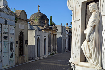 Recoleta Friedhof, Buenos Aires