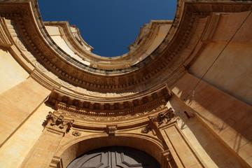 Chiesa di Noto - Barocco Siciliano