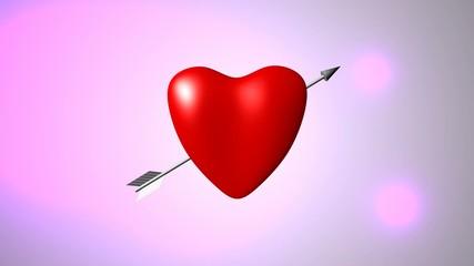 Freccia nel cuore