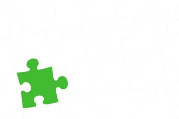 puzzle - dernière pièce