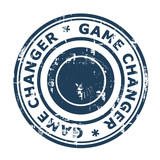 Game Changer business stamp