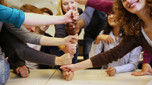 Teamwork in university classroom