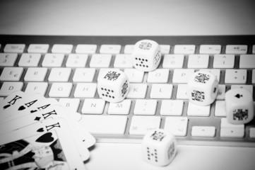 Poker On-line.
