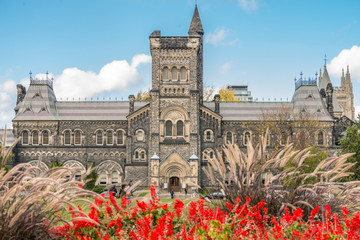 university College at University of Toronto