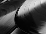 Fototapety Vinyl records background