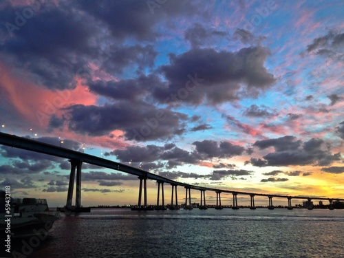 Coronado Bay Bridge San Diego California United States America
