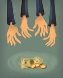 Money. Vector format - 59432581