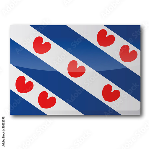 Flagge Friesland