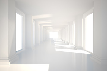 Digitally generated room