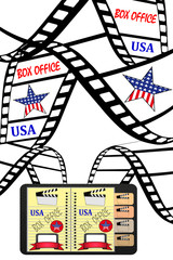 Box Office - USA - Cinema