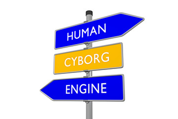 human _ cyborg _ engine