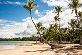 Tropical beach / Playa Bonita / Samana