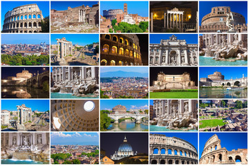 Rome collection