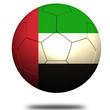 United Arab Emirates soccer
