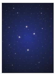Constellation South cross