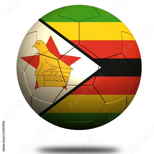 Zimbabwe soccer