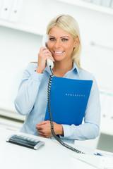 telefonisch auf jobsuche