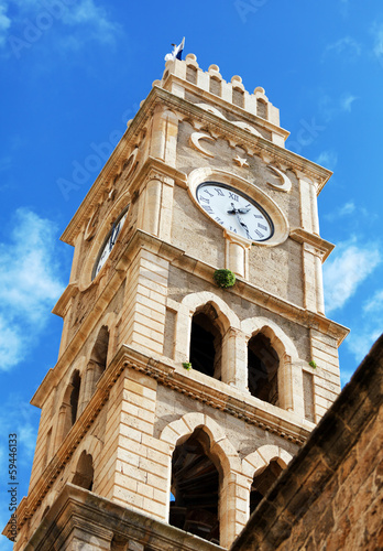 Khan al-Umdan Clock Tower, Acre