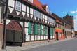 Historische Häuserzeile