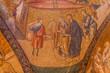Leinwandbild Motiv Jesus Healing the Deaf Man