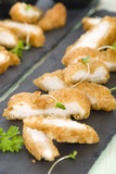 Wasabi Chicken - Battered fried chicken fillets with wasabi mayo