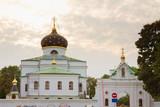 Saint Mary Magdalene church in Minsk, Belarus poster