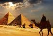 giza pyramids, cairo, egypt - 59454981
