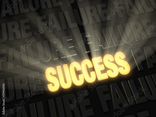 Brilliant Success Erases Failure