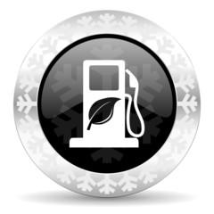 biofuel christmas icon