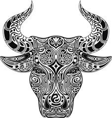 Ornamental Bull