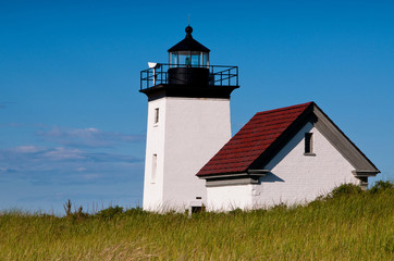 Long Point Lighthouse in Provincetown, MA