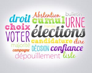 liste de mots - élections
