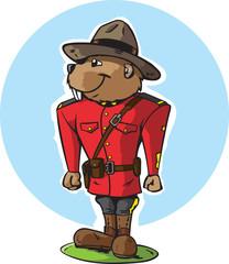 Beaver Mountie