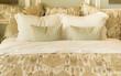 Cozy comfortable bedding