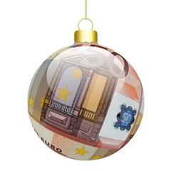 Boule de noël 50 euros