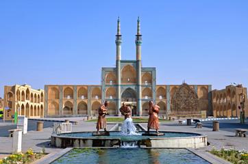 Amir Chakhmaq Complex in Yazd,Iran