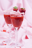Valentines strawberry drink 008