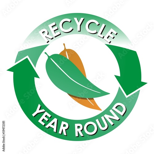 Recycle Year Round