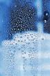 raindrops blue