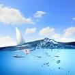 Yachting sport