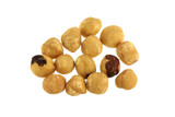 Roasted and Salted Filbert Nuts, hazelnut