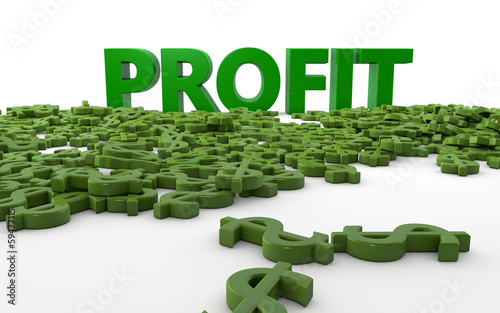 Profit - Business - Income - Positive
