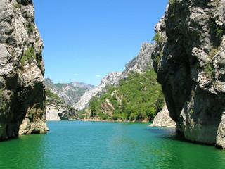 Turkey. Green Canyon