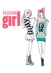 chic girls